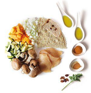 receta de quinoa, ingredientes necesarios